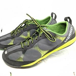 Merrell Barefoot Road Glove Running Shoes SZ 10.5